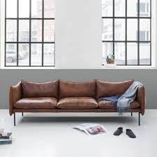 gro e kissen f r sofa tiki cognac f啡 swedish design living rooms and