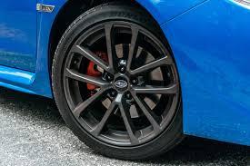 subaru rims 2018 subaru wrx first test review motor trend