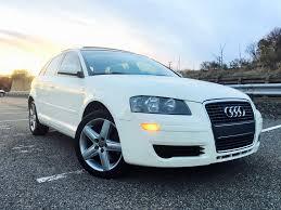 2006 audi a3 2 0t 2006 audi a3 2 0t hatchback manual coupe k40 navigation low