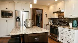 stove in island kitchens open u0026 inviting kitchen design