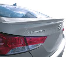 2011 2013 hyundai elantra custom style flush mount rear deck