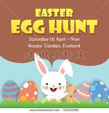 easter egg hunt eggs easter egg hunt stock images royalty free images vectors