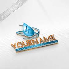 free logo maker electrical logo template
