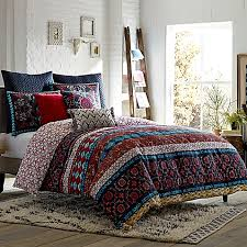 blissliving home madero reversible duvet cover set bed bath