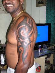arm photo sleeve tribal tattoos chest design idea for and
