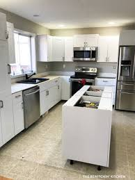 used kitchen cabinets abbotsford i survived my diy kitchen renovation before afters the