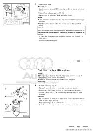 audi a3 2001 8l 1 g maintenance workshop manual