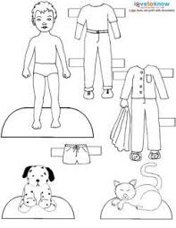 printable paper dolls clothes lovetoknow