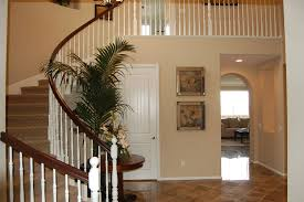 Dark Wood Banister Stair Fancy Staircase Design Ideas With White Wood Staircase