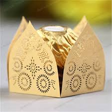 indian wedding decorations online chocolate packaging decoration 50pcs candy holder indian wedding
