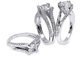 split band engagement rings engagement rings from ideals