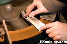 forged japanese kitchen knives cuchillos de cocina japoneses en la cocina