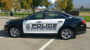Bill Of Sale For Car Utah by Police Orem
