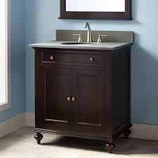 Dark Vanity Bathroom by Dark Vanity Signature Hardware