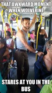 Meme Bus - wolverine takes the bus by anthonystark meme center