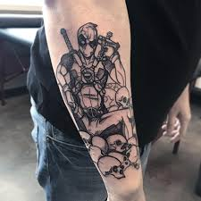 crimson empire tattoo