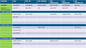 100 human capital plan template 100 roadmap template ppt
