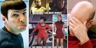 Startrek Meme - star trek 17 memes that prove the show makes no sense