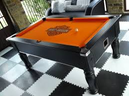 harley davidson pool table light and printedl pool table and logo cloth uk