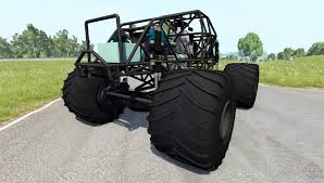 monster truck bigfoot monster truck for beamng drive