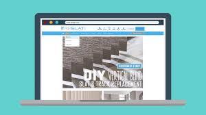 Vertical Blind Slat Pack Easy Diy Vertical Blind Slat And Track Repair From Reslat Com