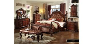 marble top bedroom set luxor traditional bedroom set by meridian furniture