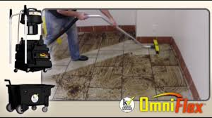 commercial kitchen floor cleaning machine youtube