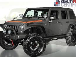 jeep wrangler unlimited grey lifted 2014 jeep wrangler unlimited kevlar coated custom leather
