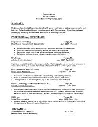 recruiter resume example entry level hr resume sample hr generalist resume sample human legal recruiter resume sample bsr resume sample library and more recruiter resume example medical recruiter resume