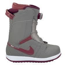 womens boots nike nike sb vapen boa snowboard boots s 2014 evo