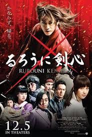 Rurouni Kenshin , el guerrero samurái