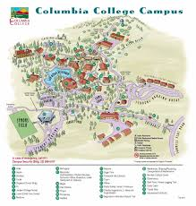 Buckeye Trail Map Columbia College For Sierra Map Roundtripticket Me