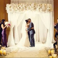 wedding arches inside 63 best wedding canopy and arch images on marriage