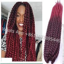 ombre crochet hairstyles havana mambo ombre twist crochet braids hair 22 inch long braids
