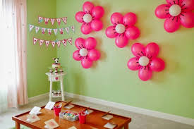 birthday decorations simple birthday decoration ideas decorating of party