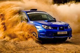 Amazon Com Subaru Impreza Wrx Rally Drifting Car Silk Poster