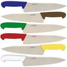 coloured kitchen knives colour coded chefs knives genware genware k c8xx colour coded