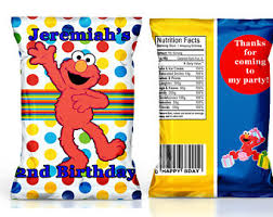 elmo birthday elmo birthday party etsy