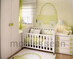 interior baby nursery decor grey wallpaper baby nursery