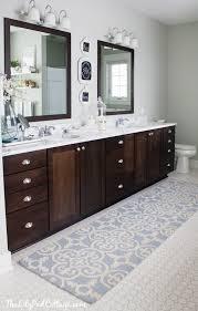 bathroom rug ideas alluring vanity bath rug 25 best ideas about sink