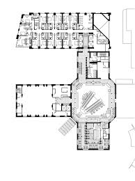 Centralized Floor Plan by Liberty Hotel 2nd Floor Plan Architecture Precedents Pinterest