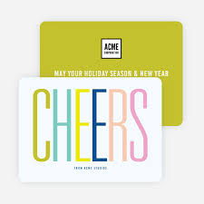 Business Holiday Card Business Holiday Cards U0026 Corporate Holiday Cards Paper Culture