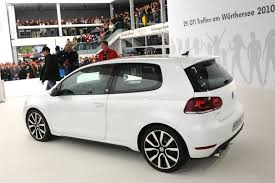 white volkswagen gti interior vw golf gti adidas special unveiled goes on sale in the u s