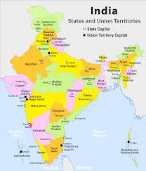Indian Map File India Administrative Map Png Wikimedia Commons