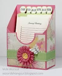 Birthday Card Holder Best 25 Card Organizer Ideas On Pinterest Greeting Card Storage
