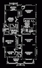 pole barn house floor plans milligans 1 200 sf 332x48barn2be