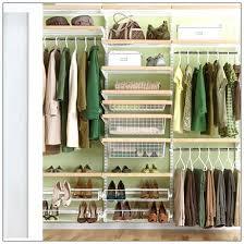 Organizer Rubbermaid Closet Pantry Shelving Rubbermaid Closets Organize Closet Bedroom Pinterest