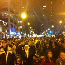 lights festival chicago time the magnificent mile lights festival 37 photos 19 reviews