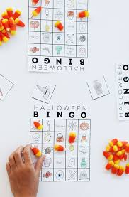 Printable Halloween Crafts For Kids by 217 Best Printable Bingo Cards Images On Pinterest Bingo Cards