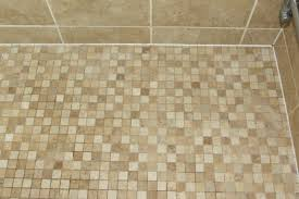 bathroom hexagonal white tile floor for tile bathroom floor ideas